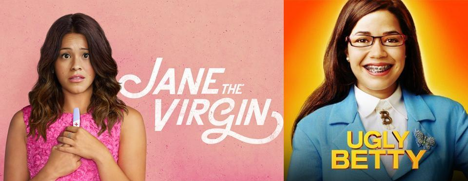 Jane the Virgin - Ugly Betty