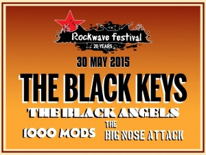 Rockwave Festival 2015 - Part 1