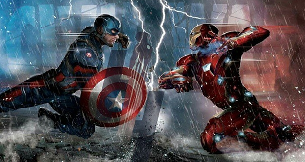 Captain America -Civil War